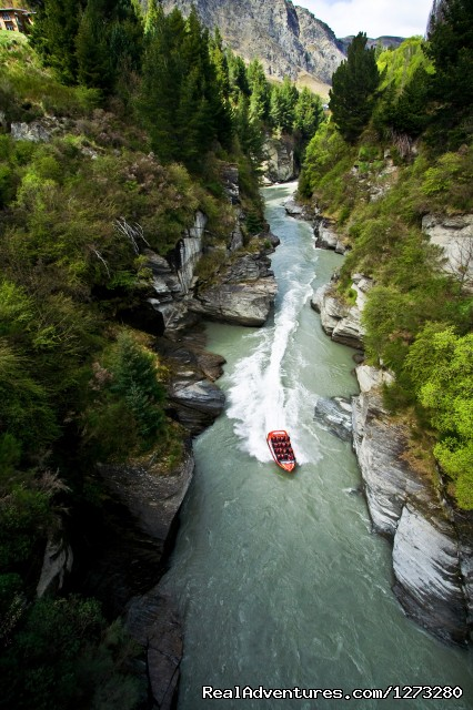 Jet Boat Queenstown (#5 of 19) - Self Drive and Guided New Zealand Tours