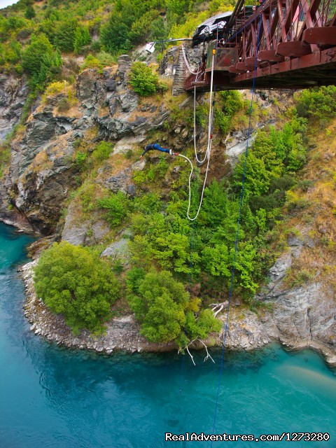 Bungy Jumping Queenstown (#6 of 19) - Self Drive and Guided New Zealand Tours