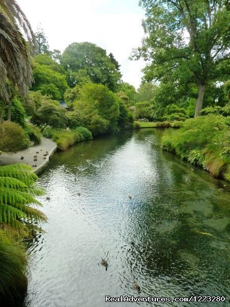Christchurch Botanic Gardens (#10 of 19) - Self Drive and Guided New Zealand Tours