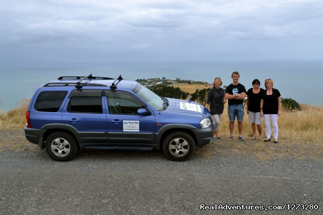 Godley Head - Self Drive and Guided New Zealand Tours