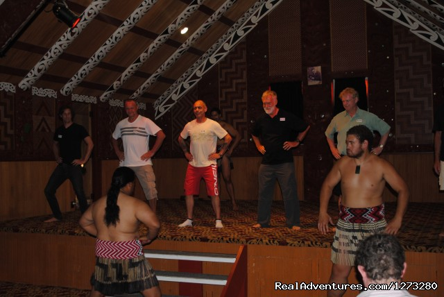 Cultural Performance in Rotorua - Self Drive and Guided New Zealand Tours