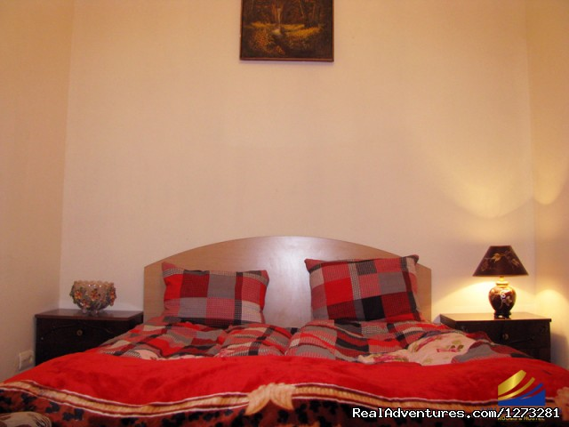 Private room - Tbilisi Budget Inn