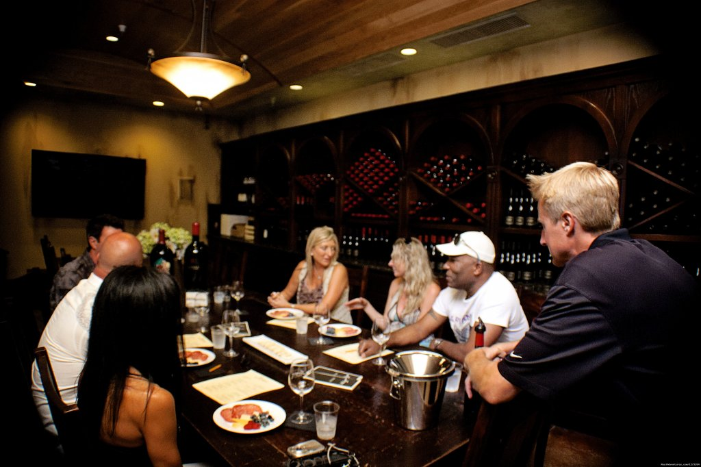 Get the Rockstar treatment with Temecula's most fun wine tour.