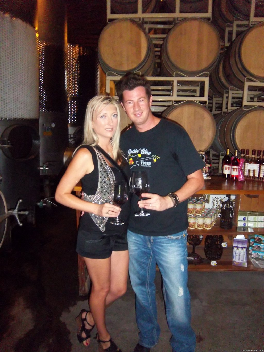 Romantic getaway | Image #5/11 | Temecula's Ultimate Wine Tasting Tours