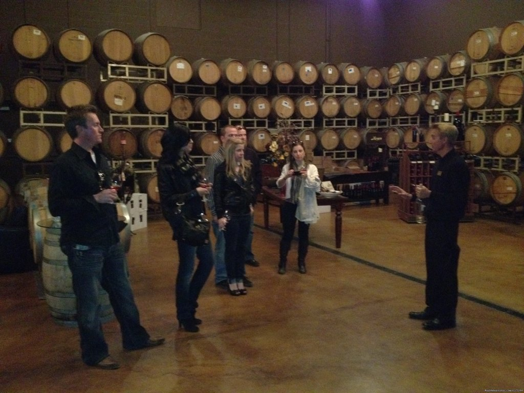 Barrel aging education | Image #6/11 | Temecula's Ultimate Wine Tasting Tours
