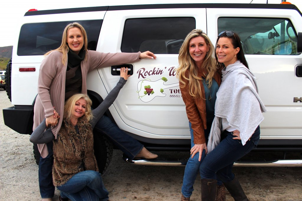 Wine tasting that rocks | Image #8/11 | Temecula's Ultimate Wine Tasting Tours