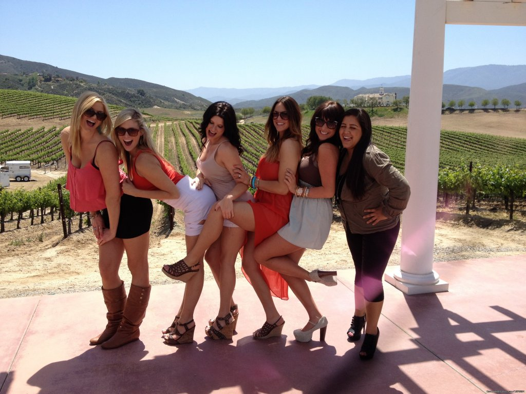 Girls just wanna have fun | Image #9/11 | Temecula's Ultimate Wine Tasting Tours