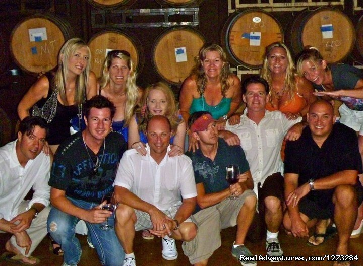 The Crew | Image #10/11 | Temecula's Ultimate Wine Tasting Tours