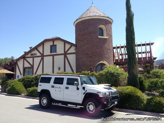 Our favorite winery - Temecula's Ultimate Wine Tasting Tours