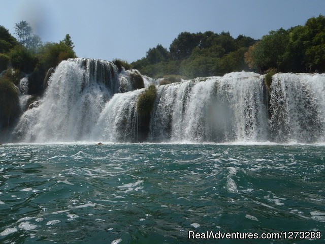 Krka national park - One week multi sport tour - Kornati, Krka