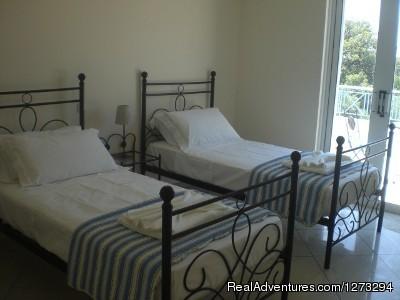 Bedroom 2 - Luxury Villa set in quiet village