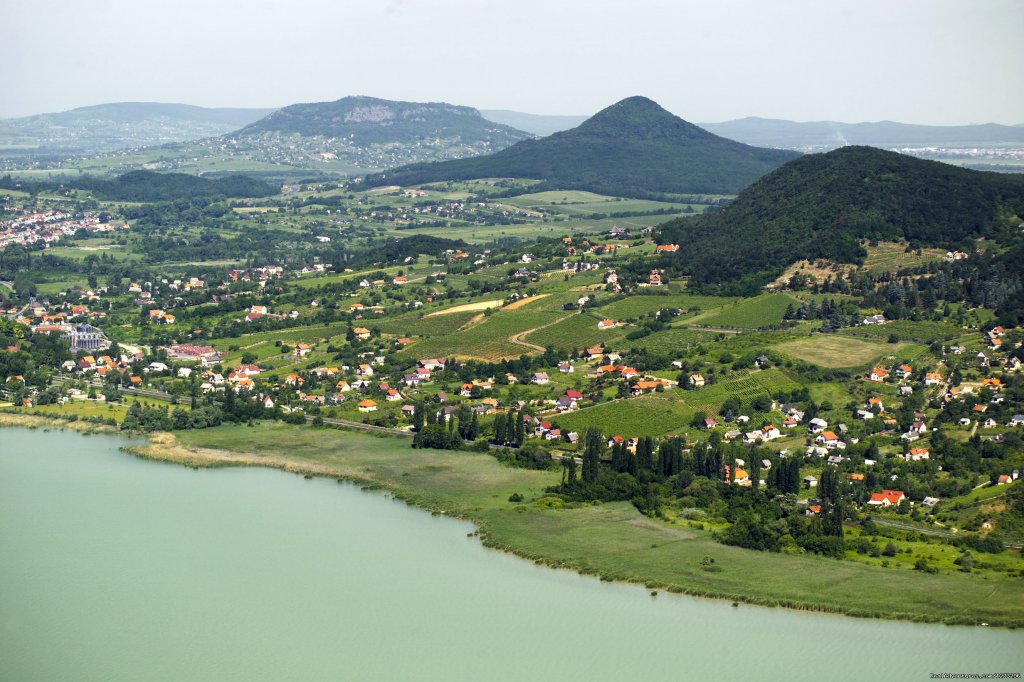 Aerial  photograph | Image #25/25 | Nice atmosphere, unique opportunity at Balaton