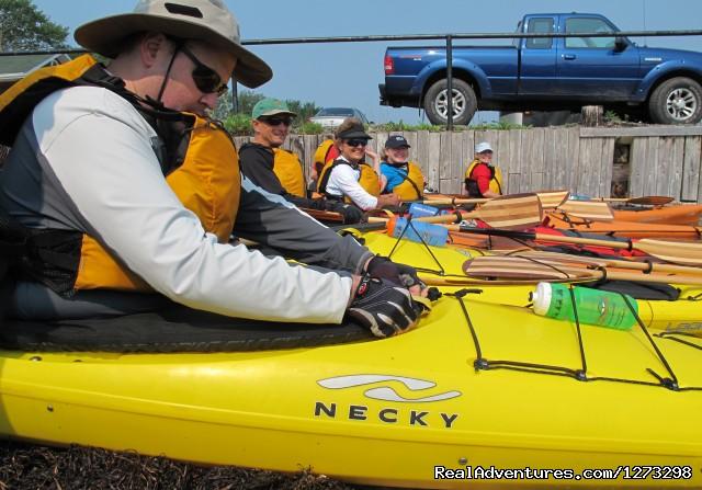 Nova Scotia Outer Islands Seakayak - Freewheeling, South