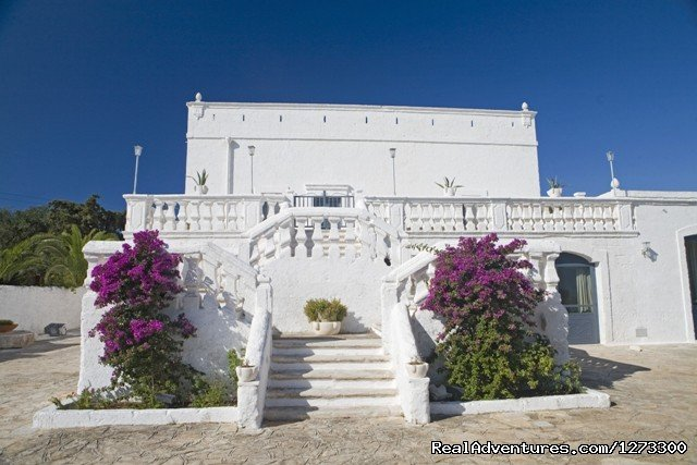 Front View | Image #2/8 | Romantic and relaxing stay at Masseria Eccellenza