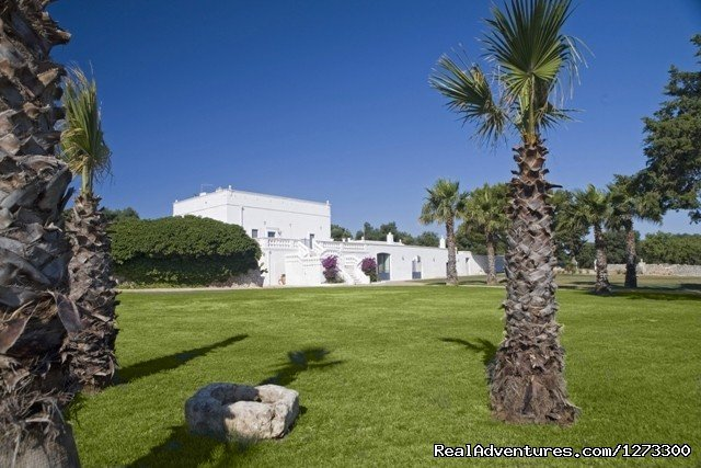 Image #7/8 | Romantic and relaxing stay at Masseria Eccellenza