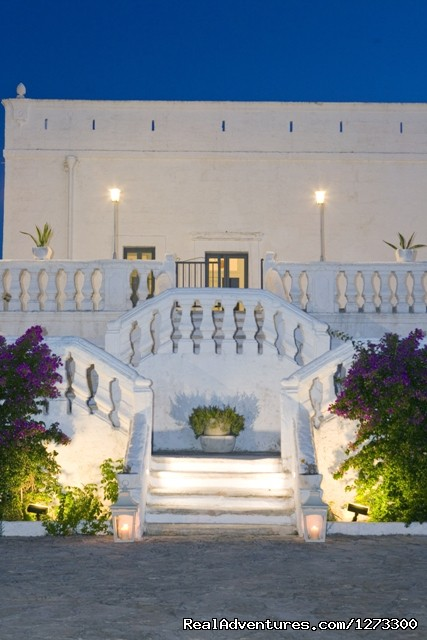 Romantic and relaxing stay at Masseria Eccellenza Luxury masseria b&b
