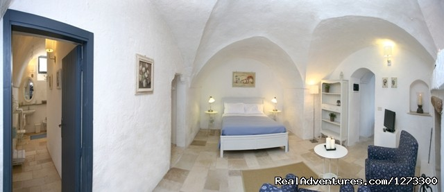 Bedrooms (#3 of 8) - Romantic and relaxing stay at Masseria Eccellenza