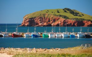Quebec: Magdalen Islands Multisport - Freewheeling Magdalen Islands, Quebec Bike Tours