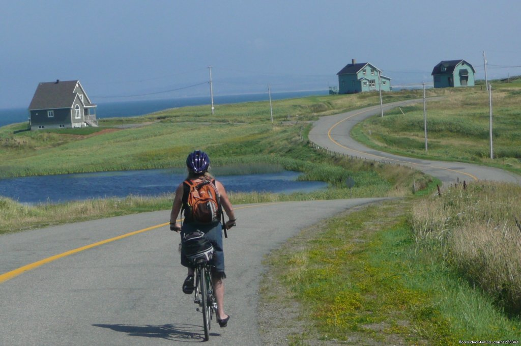 Image #10/15 | Quebec: Magdalen Islands Multisport - Freewheeling