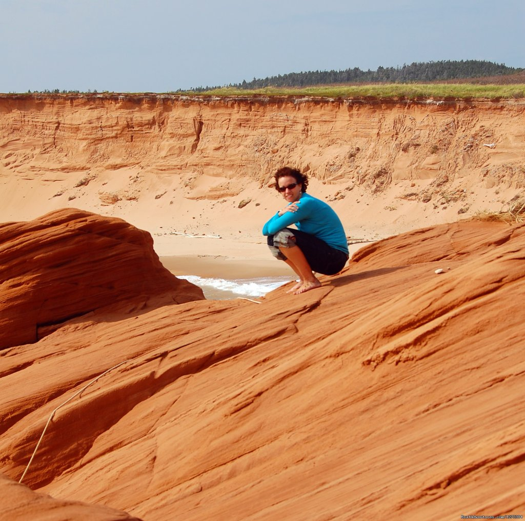 Image #13/15 | Quebec: Magdalen Islands Multisport - Freewheeling