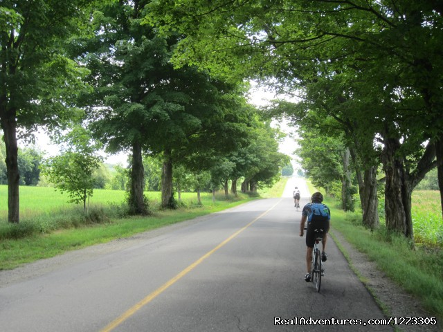 Quebec: Eastern Townships - Freewheeling Adventure