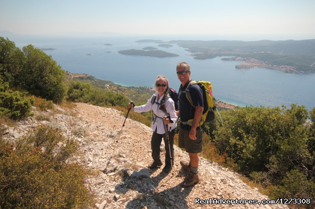 Croatia: Dalmatian Coast & Islands Multisport