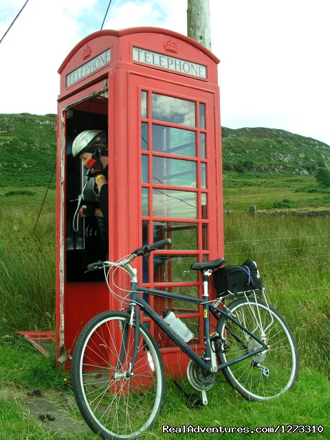 Scotland: West Coast Bike - Freewheeling Adventure