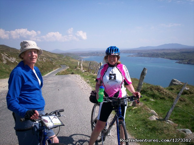 Ireland: Connemara Bike - Freewheeling Adventures Connemara, Ireland Bike Tours