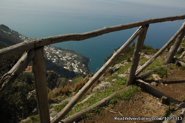 - Italy: Amalfi Coast Walk - Freewheeling Adventures
