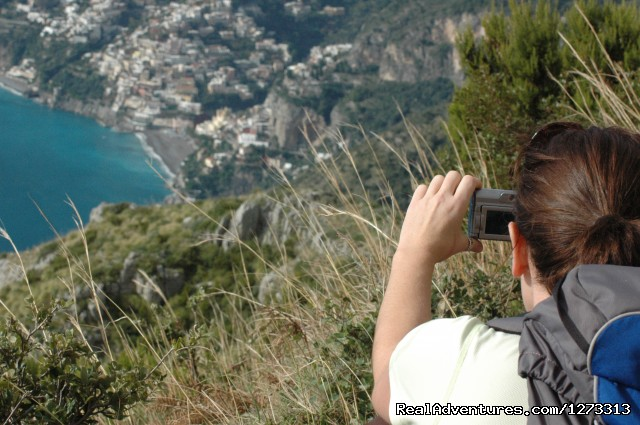 Image #4 of 8 - Italy: Amalfi Coast Walk - Freewheeling Adventures