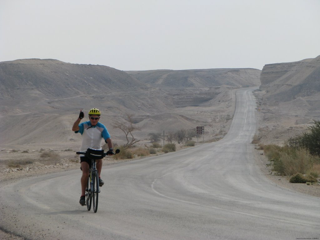 Image #9/18 | Israel: Jerusalem to Eilat Bike - Freewheeling Adv
