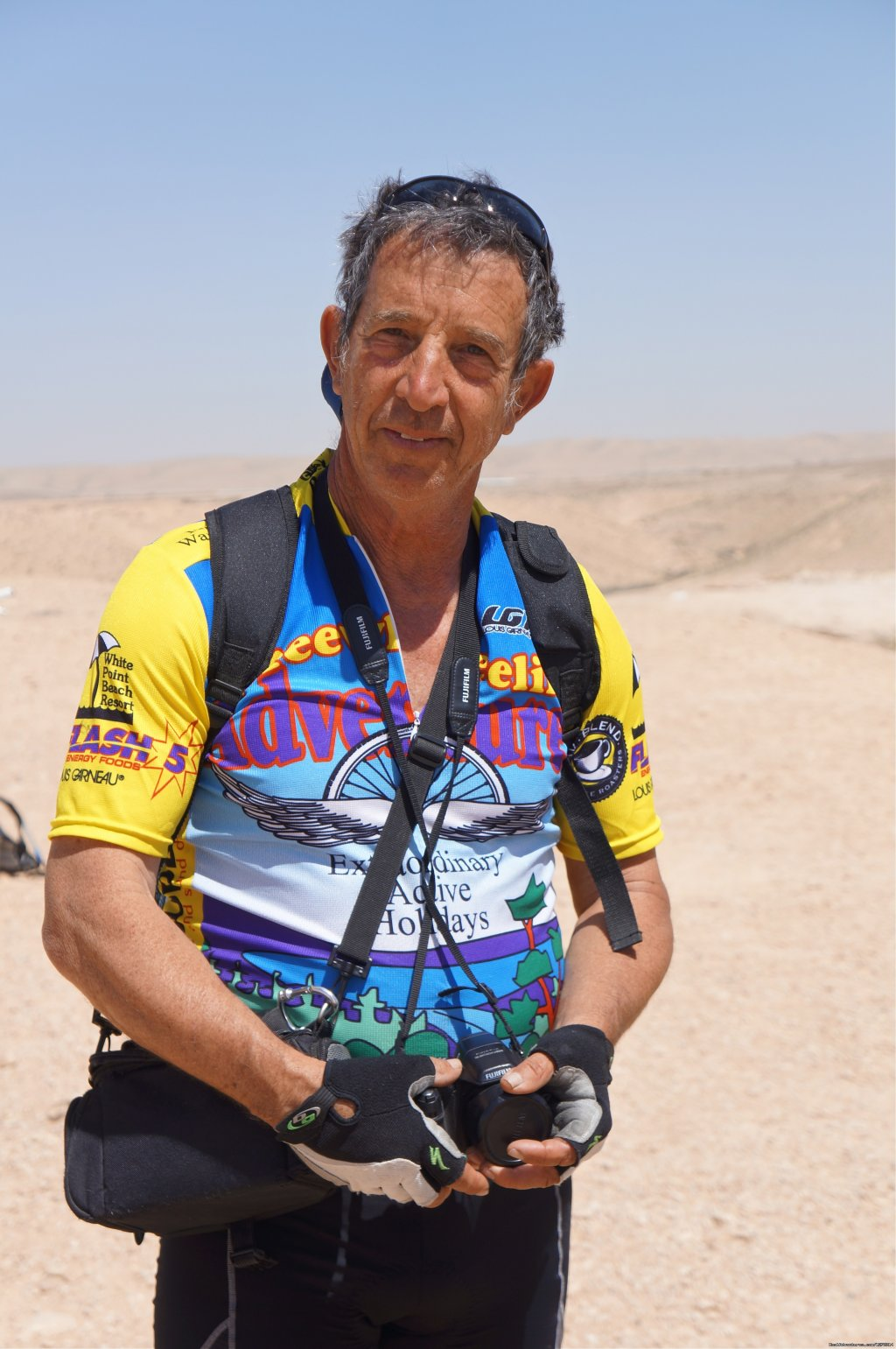 Image #12/18 | Israel: Jerusalem to Eilat Bike - Freewheeling Adv
