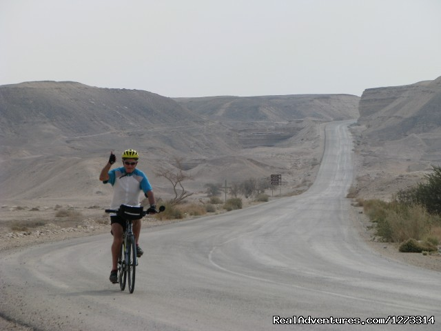 - Israel: Jerusalem to Eilat Bike - Freewheeling Adv