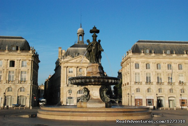 France: Bordeaux to Carcassonne Canal Bike Bordeaux, France Bike Tours