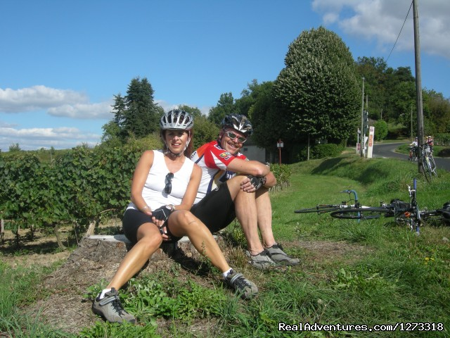 - France: Bordeaux to Carcassonne Canal Bike