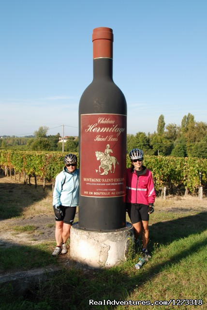 Image #7 of 9 - France: Bordeaux to Carcassonne Canal Bike