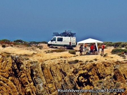 Pic-Nic over the cliffs - Portugal Wild Coast 7D