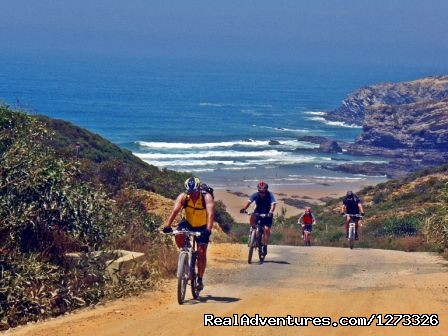 Beautiful beach (#5 of 25) - Portugal Wild Coast Cycling