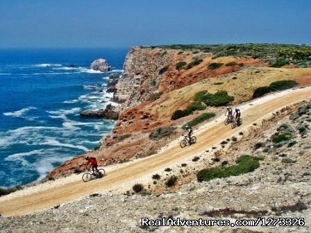 Scenic riding - Portugal Wild Coast Cycling
