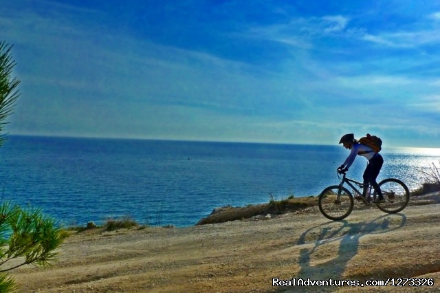Cycle the cliff - Portugal Wild Coast Cycling