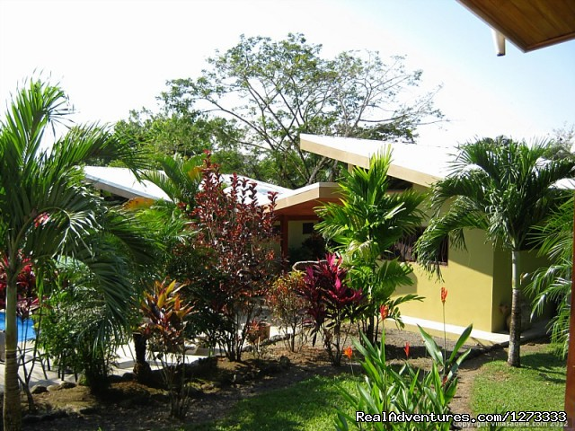 Your home in Costa Rica - Tranquility and Relaxation at Villas Adele