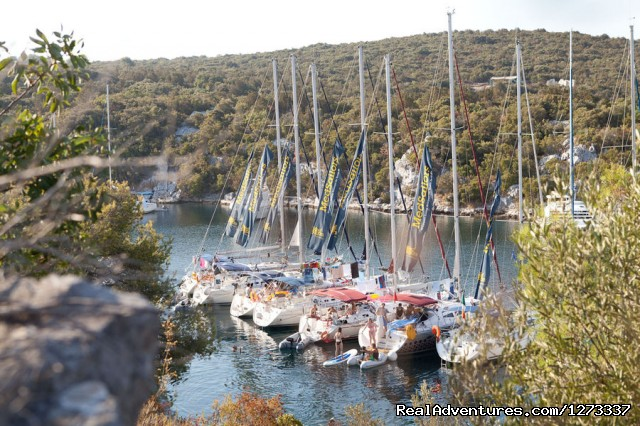 MedSailors Yachts in Croatia Port - Sailing Croatia with MedSailors