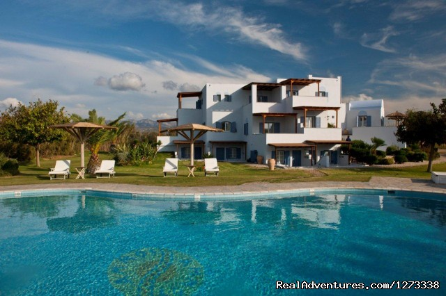 Ammos Naxos Exclusive Apartment & Studios Hotels & Resorts Naxos Island, Greece
