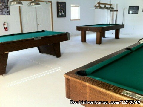 Pool Hall | Image #5/7 | Spend Winter In The Sun At Oleander Acres Resort