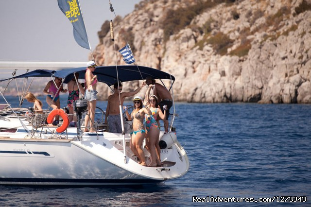 Sailing Greece with MedSailors - Sailing Greece with MedSailors