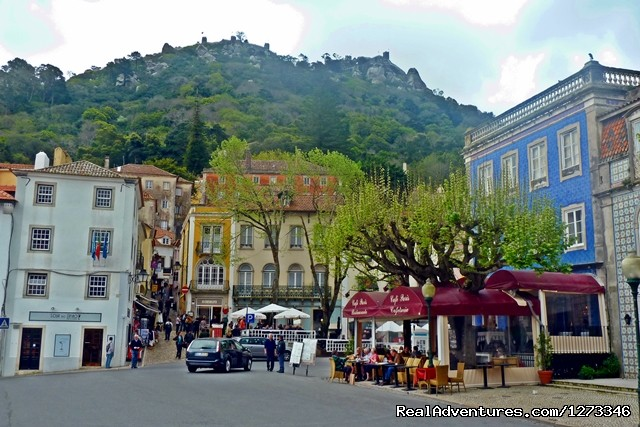 Sintra village - Sintra Mountain Bike - Day Tour