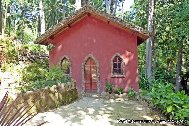 Pena Gardens (#4 of 5) - Sintra Heritage Hike