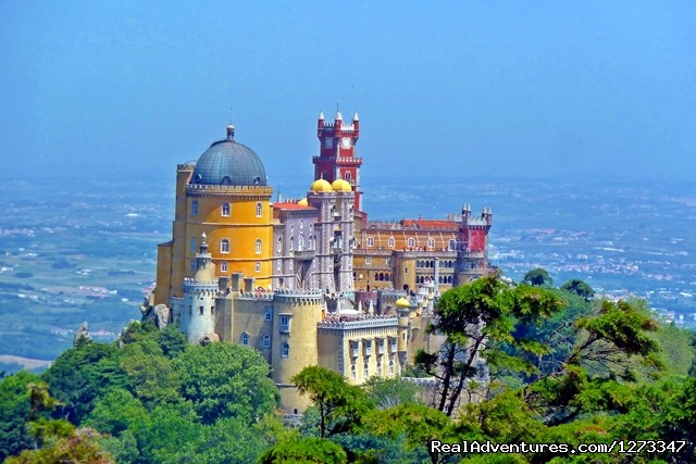 Pena Palace (#2 of 5) - Sintra Heritage Hike