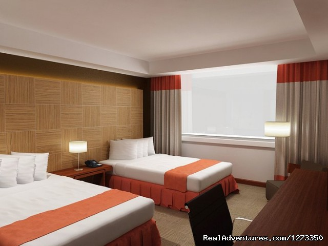 - DoubleTree by Hilton Hotel Mexico City Airport