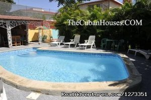 House for rent with swimming pool in Havana. Havana City, Cuba Vacation Rentals